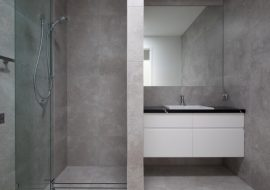 Bathroom Gallery - shower and