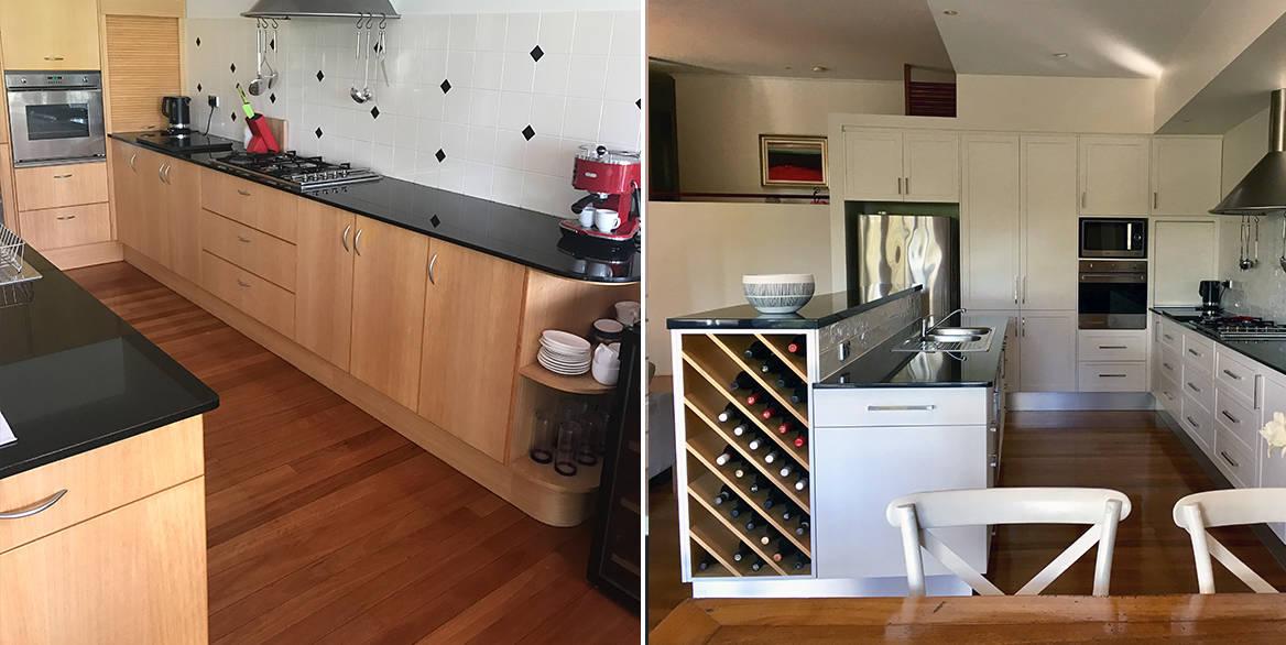 Kitchen Makeover Sunshine Coast