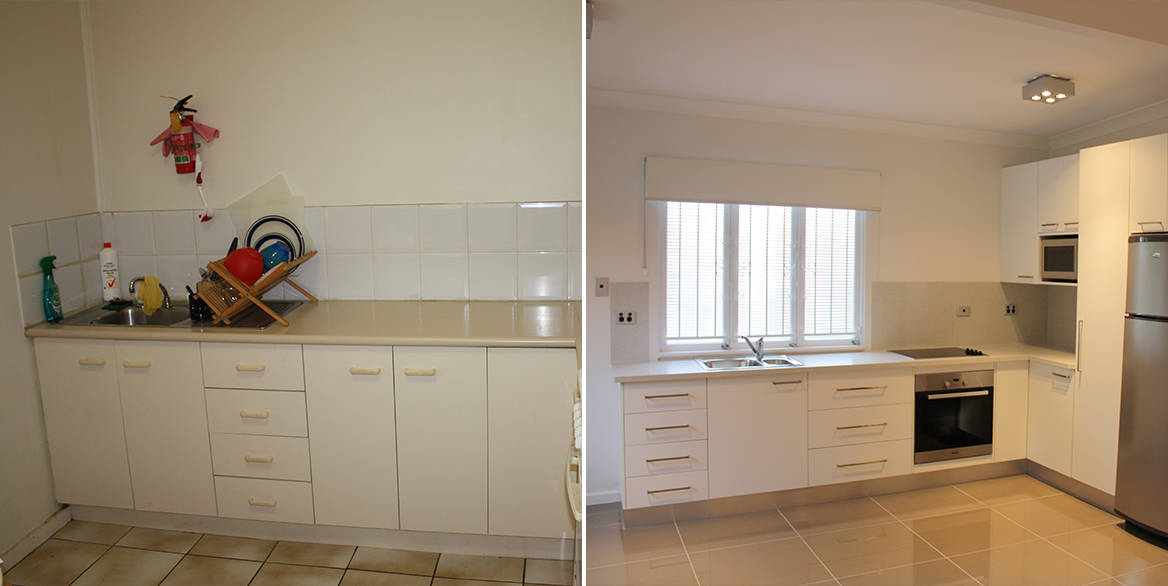 New Kitchens Renovations gold coast