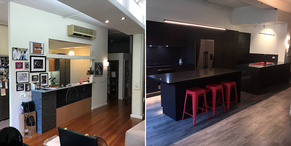 New Kitchens Renovations ipswich